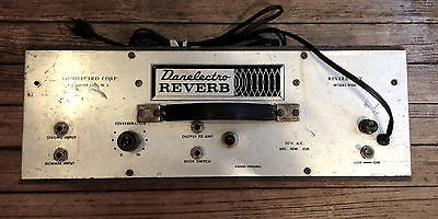 1964 Danelectro 9100 tube reverb converted to Fender