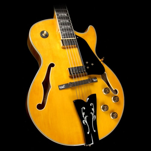 Ibanez George Benson GB40THII 40th Anniversary Signature Archtop Electric Guitar Antique Amber