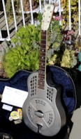 2009 National Reso-Phonic Reso-Rocket Vintage Steel