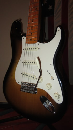 2005 Fender® Eric Johnson Stratocaster®