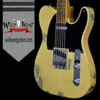 2016 Fender® Custom Shop Telecaster® Heavy Relic® (1952 Reissue)