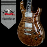 2016 Paul Reed Smith Wood Library 10 Top McCarty 594 Quilt Top w/Ebony