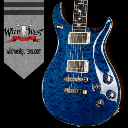 2016 Paul Reed Smith Wood Library 10 Top McCarty 594 Quilt Top w/Ebony Fretboard
