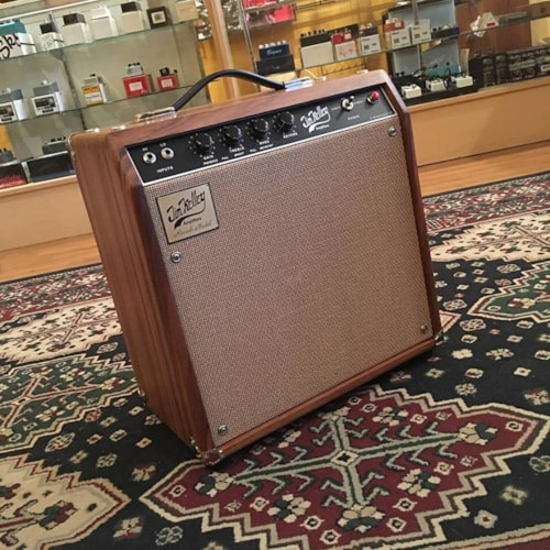 John Suhr/Jim Kelley  Limited Edition (1 of 25) Parota Reverb Combo Amplifier
