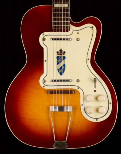 1956 Silvertone 1382 Jimmy Reed