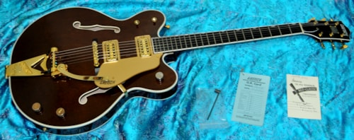 2008 Gretsch® G6122II 125th Anniversary  Chet Atkins Country Gentleman