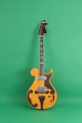 Bigsby BY50 Prototype circa 1950 re issue guitar