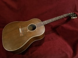 1950 Gibson J-45 Acoustic Guitar