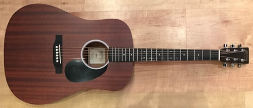 2017 Martin Road Series DRS1 Dreadnought Acoustic-Electric Guitar