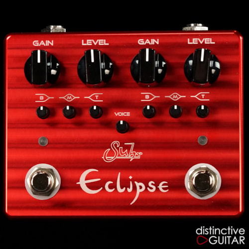 Suhr Eclipse Dual Overdrive / Distortion