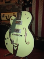 2015 Gretsch® Model 6118 TH Double Anniversary Lefty Left Handed