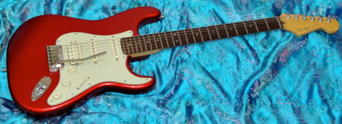 2003 Fender® American Deluxe Fat Stratocaster®
