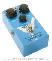 Wren and Cuff Your Face 60s Fuzz Pedal