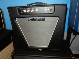 3rd Power Amps Dream Solo 3 #3 22W 1x12 Tube Guitar Combo Amp