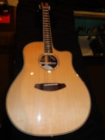2015 Breedlove Stage Dreadnought Acoustic Electric Guitar