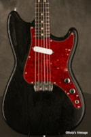 1964 Fender® Musicmaster™ Refinished CLAY DOTS