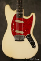 1965 Fender® DUO SONIC II (non-vibrato Mustang) w/CLAY DOTS
