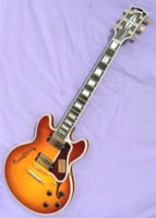 Gibson CS-356, Flame Top