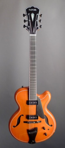2008 Beauregard MB Semi-Hollow