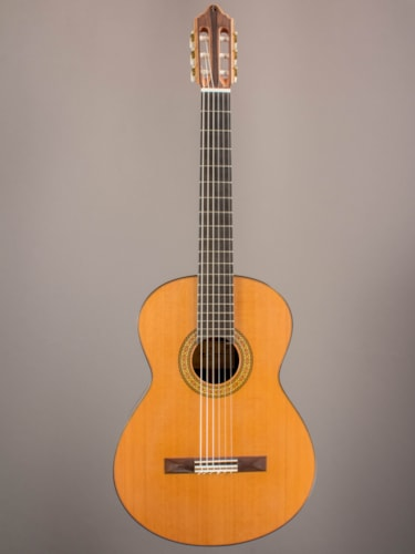 1989 Paul Jacobson Guitars Classical