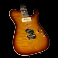Tom Anderson Guitarworks Drop T Electric Guitar Tobacco Burst