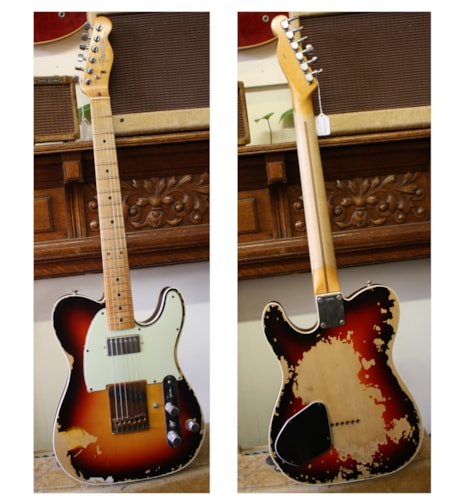2007 Fender® Telecaster® Custom Shop Andy Summers Tribute