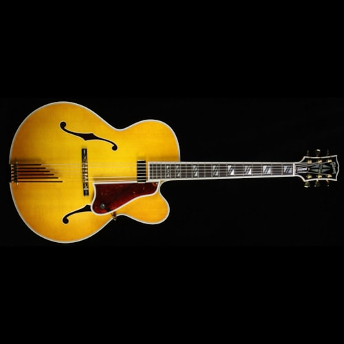 Gibson Custom Shop Used 2015 Gibson Custom Shop Le Grand Archtop Electric Guitar Lemonburst