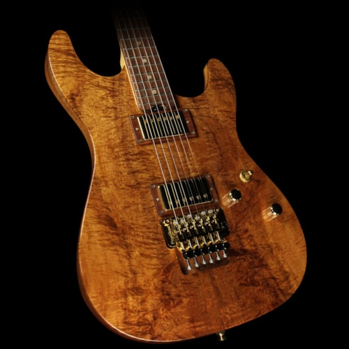 ESP Custom Shop 2017 NAMM Display Snapper-FR Electric Guitar Natural