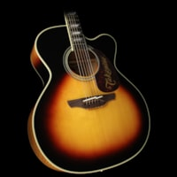 Takamine Toby Keith EF250TK Signature Acoustic-Electric Gui