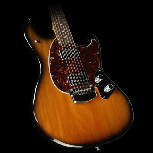 ERNIE BALL MUSIC MAN Used 2016 Ernie Ball Music Man Modern Classic Stringray Electric Guitar Sunburst