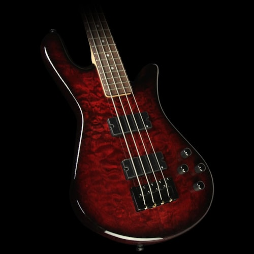 Spector Legend 4 Classic Electric Bass Black Cherry