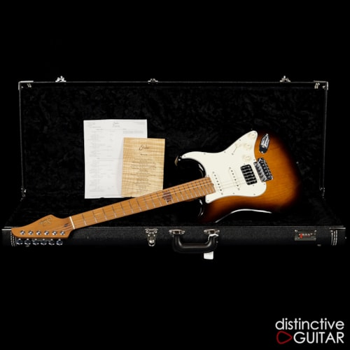 Suhr Classic Antique Roasted Recovered Sinker Maple