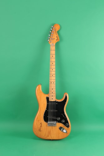 Fender® Stratocaster®  Autographed by Johnny Winter