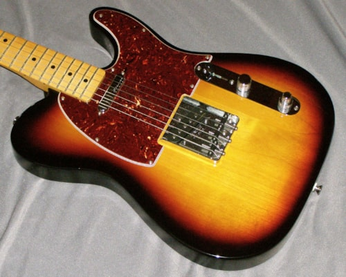 Fender Telecaster FSR with mid boost