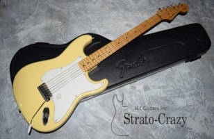 1996 Fender® Japan Yngwie Malmsteen Signature Stratocaster®