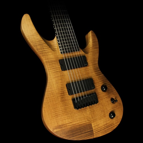 Jackson Used Jackson USA Select B8 Deluxe 8-String Electric Guitar Walnut Stain