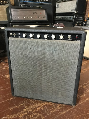 ~1970 Traynor YGM-3 Guitar Mute Reverb Combo Amplifier
