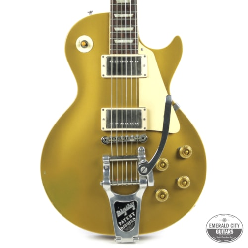 1958 Gibson Les Paul Goldtop w/ Factory Bigsby