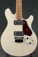 2016 ERNIE BALL MUSIC MAN Valentine - Trans Buttermilk