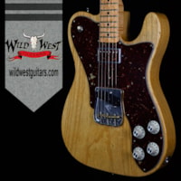 2017 Fender® Custom Shop Masterbuilt 72 Telecaster® J-Man by Paul Waller