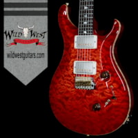 2016 Paul Reed Smith Wood Library Artist Custom24/08 Quilt Top W/Brazil