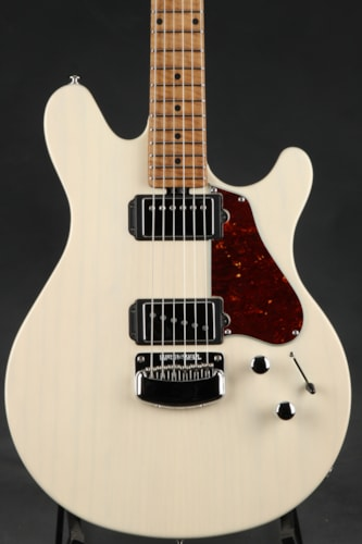 ERNIE BALL MUSIC MAN Valentine - Trans Buttermilk