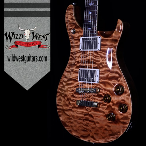 2017 Paul Reed Smith 10 Top McCarty 594 Quilt Top w/Brazilian Rosewood Fretboard