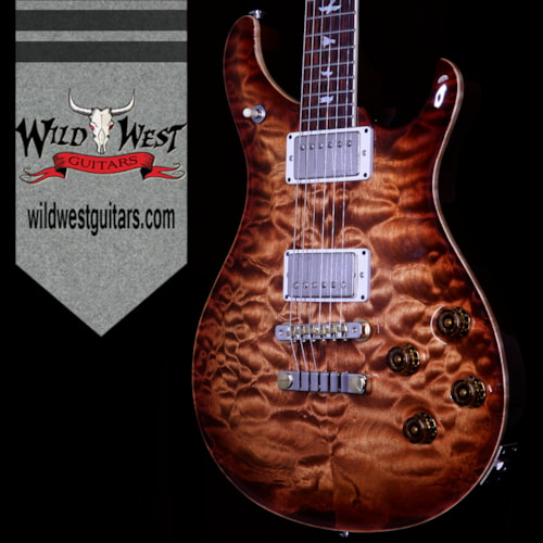 2017 Paul Reed Smith Wood Library Artist Package McCarty 594 W/Cocobolo Fretboard