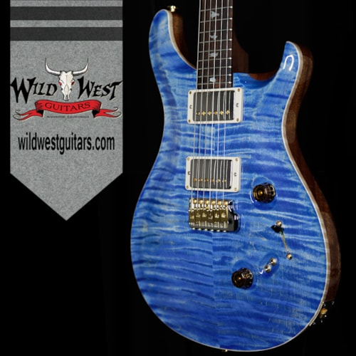 Paul Reed Smith Wood Library 10 Top Custom 24/08 Quilt Brazilian Rosewood