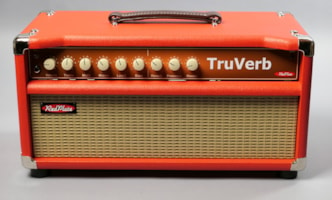2015 Red Plate Truverb Head