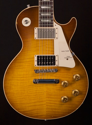 2010 Gibson Custom Shop Jimmy Page Number Two Les Paul AGED/SIGNED