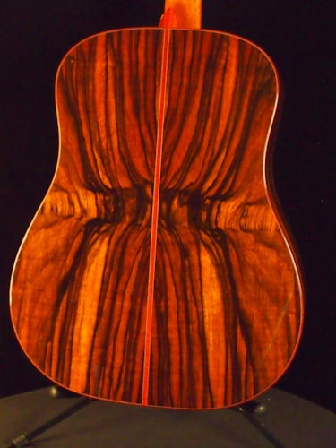 2009 R. Taylor Style 3 Sinker Redwood/Bkmched Maccassar Ebony