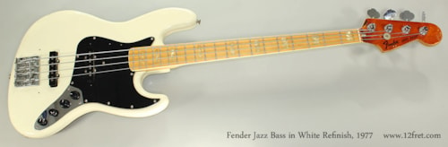 1977 Fender® Jazz Bass®