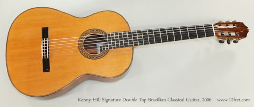 2006 Kenny Hill Signature Double Top